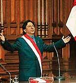 Sr. Alejandro Toledo