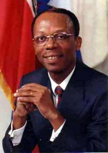 Expresidente Sr.Aristide
