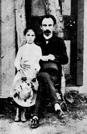 El Héroe y María Montilla